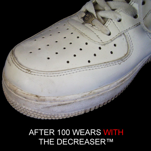 Shoe Decreaser Review.(MINT Force Fields) - YouTube