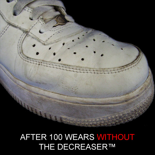 100 wears WITHOUT The DeCreaseR